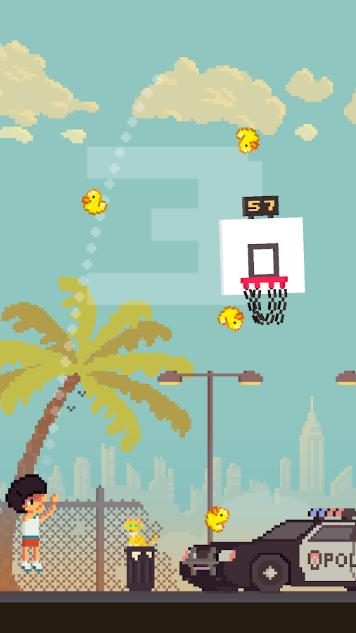 Ball King - Arcade Basketball Screenshot