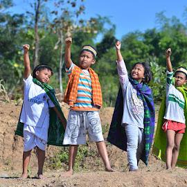 by Agung U - Babies & Children Child Portraits