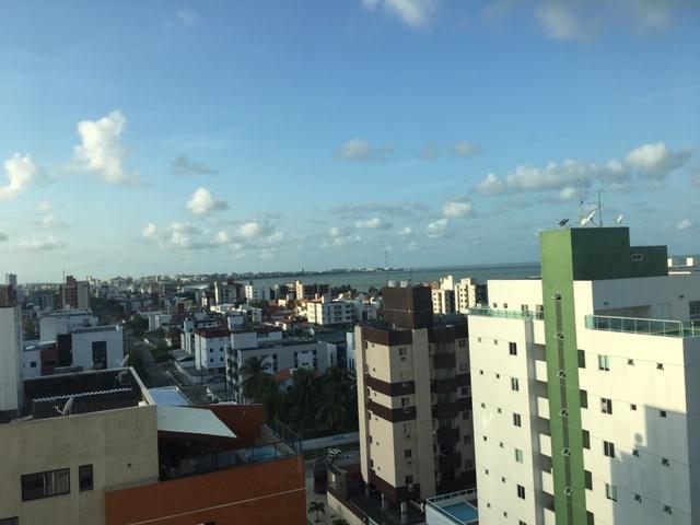 Apartamento com 3 dormitórios à venda, 84 m² por R$ 400.000 - Bessa - João Pessoa/PB