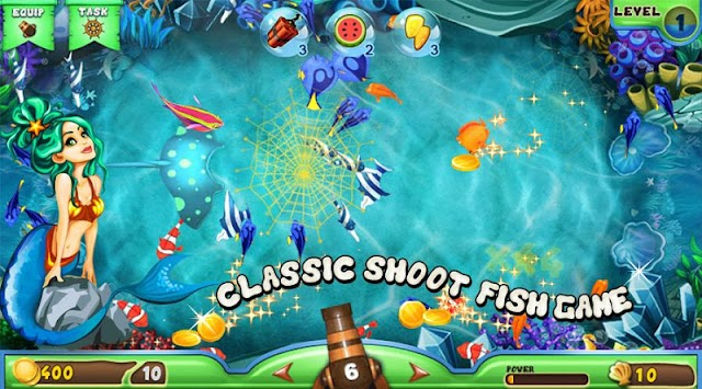 Fish Shooting - Fish Hunter - Fish Shooter APK screenshot thumbnail 10