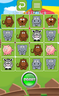 Animal Match Matching Game - screenshot
