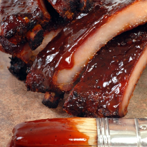 Melt in Your Mouth BBQ Ribs