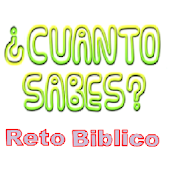 ¿Cuánto sabes? Reto Biblico APK for iPhone