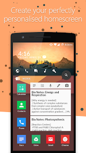 HomeUX Launcher (Beta)- screenshot thumbnail
