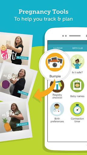 Pregnancy Tracker & Baby Development Countdown screenshot 3