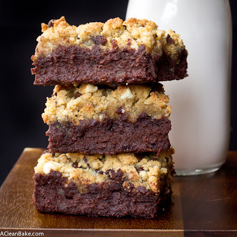 Brookies (Brownie-Cookie Hybrid Bars)