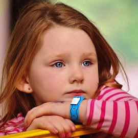 Totally A Daydreamer by Cheryl Korotky - Babies & Children Child Portraits