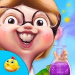 Baby Emily Science Fair APK Image