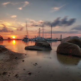 by KG Goh - Landscapes Sunsets & Sunrises
