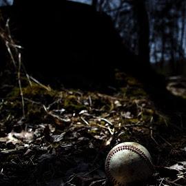 Forgotten by Kurt Brennan - Sports & Fitness Baseball