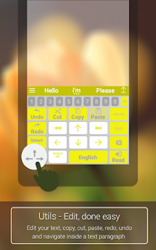 Ai.type Free Emoji Keyboard APK screenshot thumbnail 19