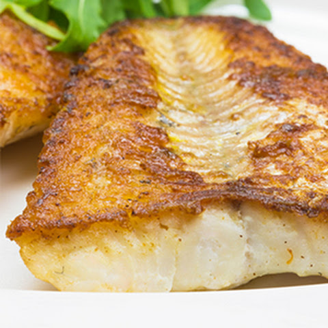 Savory Lemon White Fish Fillet
