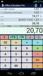 Office Calculator Pro for pc