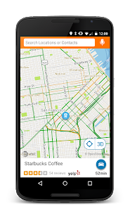 APK App AT&T Navigator: Maps, Traffic for iOS