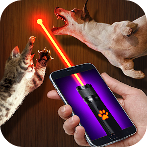 Laser for cat and dog point 1.1
