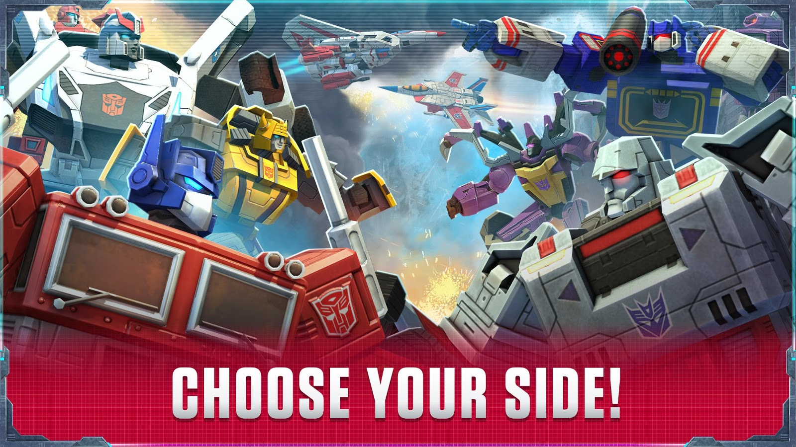Transformers: Earth Wars Beta Screenshot 12