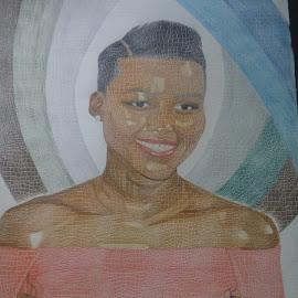 Lupta Nyongó drawing by Reagan Muriuki - Drawing All Drawing