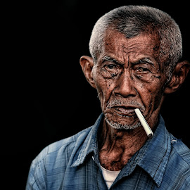 by Abhi Yasa - People Portraits of Men