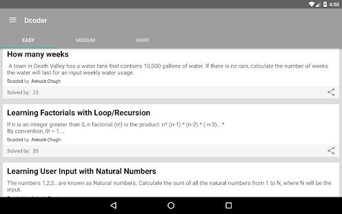 App Dcoder, Mobile Compiler IDE APK for Kindle