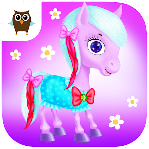 Download Sweet Baby Animal Beauty Salon For PC Windows and Mac