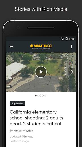WAFB Local News screenshot 2