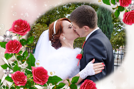 Wedding Photo Collage - screenshot