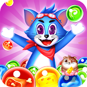 Tomcat Pop: Bubble Shooter