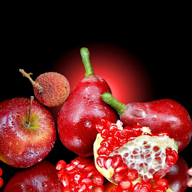 Red sensation  by Asif Bora - Food & Drink Fruits & Vegetables