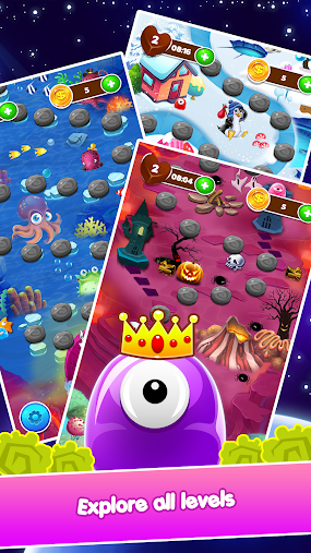Monster Games : Connect Games APK