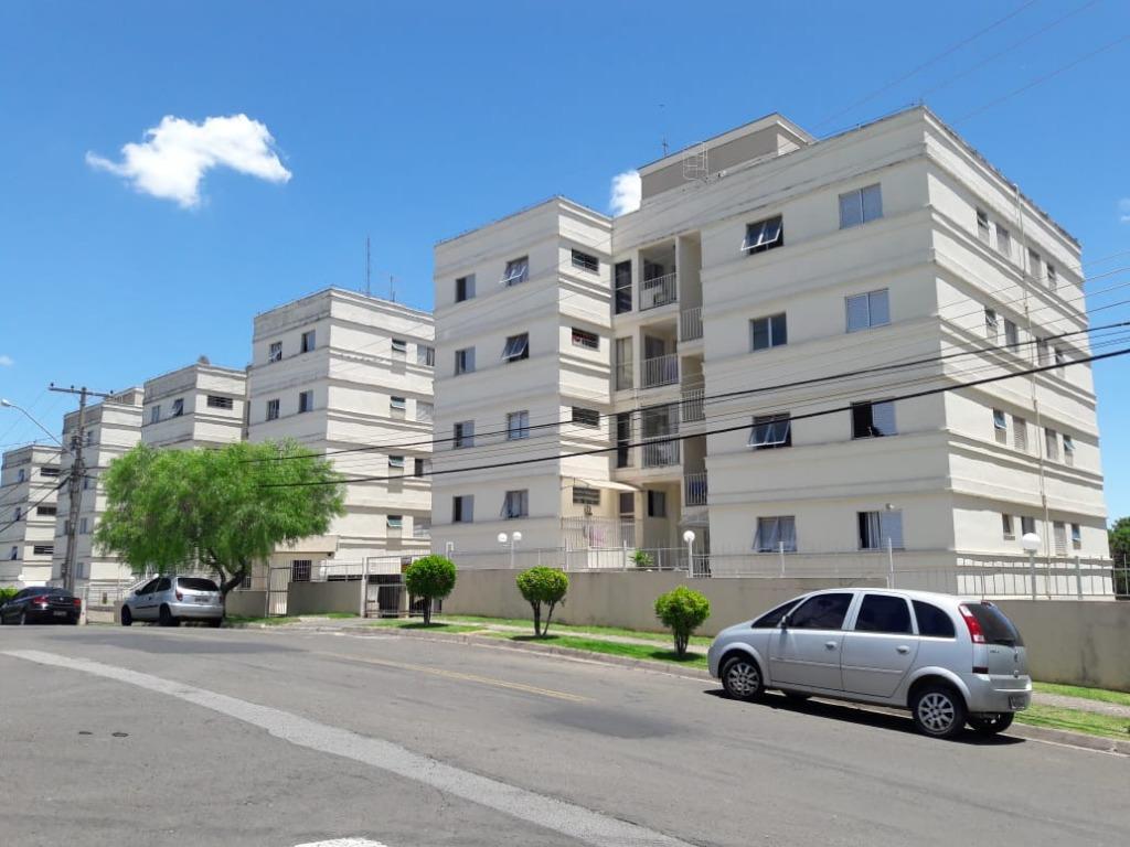 Apartamento com 2 dormitórios à venda, 53 m² por R$ 280.000 - Condomínio Ilhas Gregas - Valinhos/SP