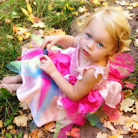 Fairy in the forest by Kristi Parker - Babies & Children Children Candids
