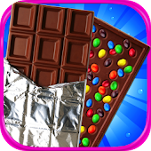 Chocolate Candy Bar Maker FREE APK Descargar