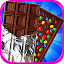 Chocolate Candy Bar Maker FREE APK for Blackberry