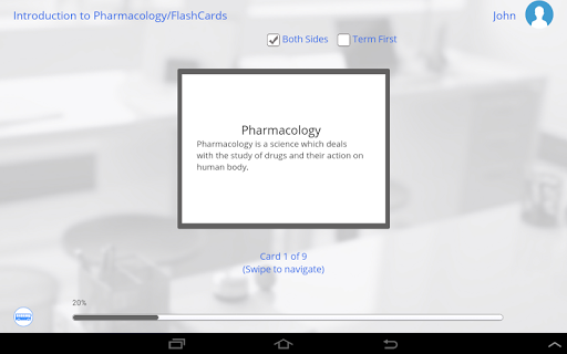 Learn Pharmacology - screenshot
