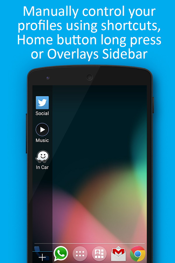 Overlays - Floating Automation Screenshot 2