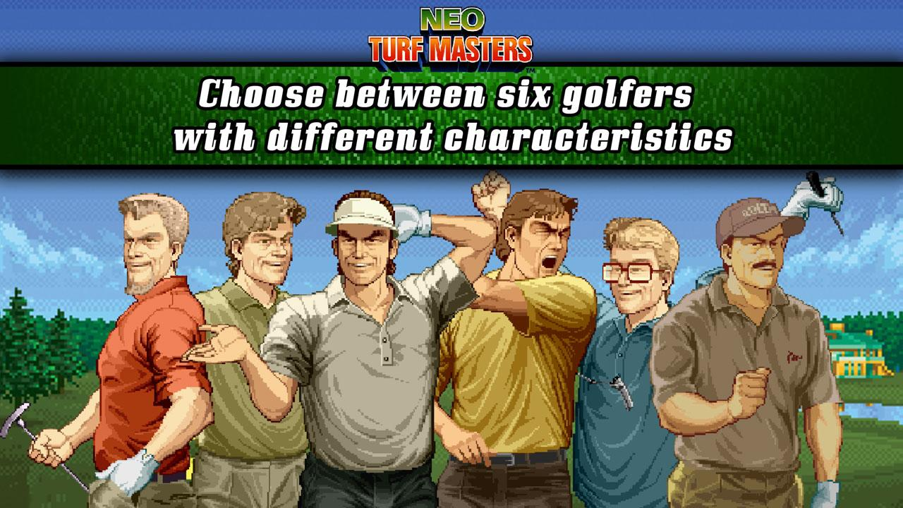 NEO TURF MASTERS Screenshot 9