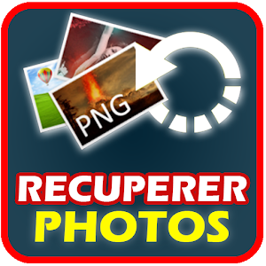 Récuperer photo supprimé Prank
