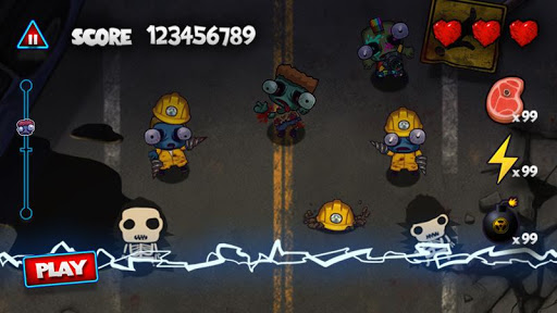 Zombie Smasher screenshot 8