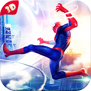 Ultimate Spider: Shattered Dimensions Online PC (Windows / MAC)
