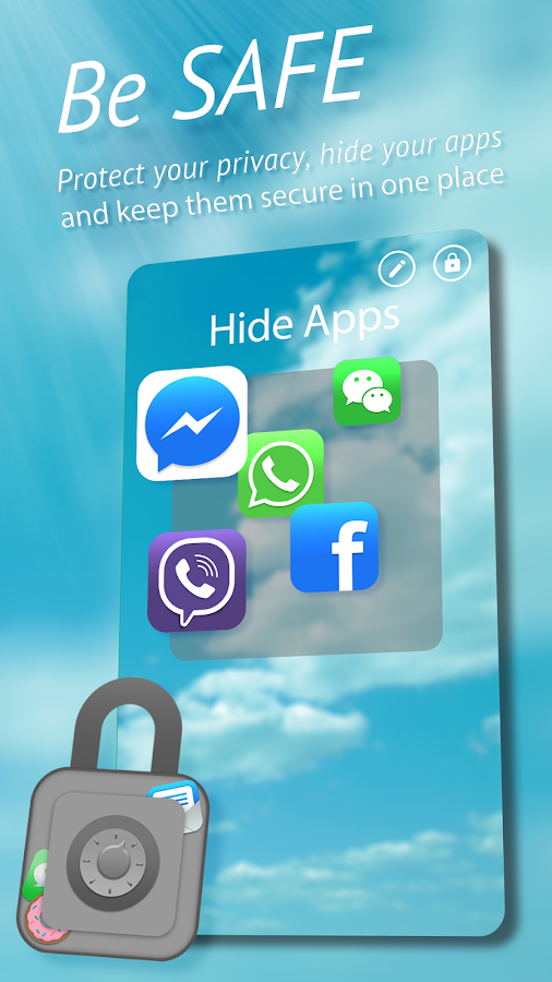 Be Launcher - Themes,Wallpaper Screenshot 4