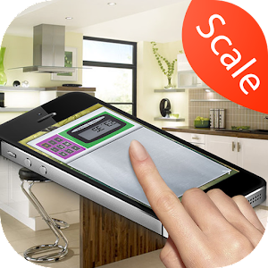 Kitchen Scale simulator APK