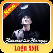 App ANJI Bidadari Tak Bersayap mp3 APK for Windows Phone