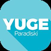 App Paradiski YUGE version 2015 APK