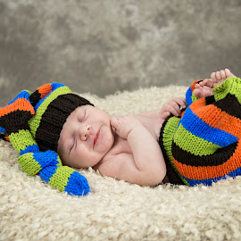Sweet Slumber by Tara Chumsae - Babies & Children Babies ( babies, infant, children, families, cute, newborns, newborn, child, sweet, family, happy, adorable, baby, infants )