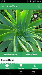 Herbalpedia- screenshot thumbnail