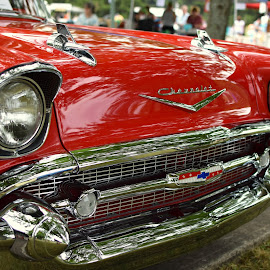 Auto show by Steve Hayes - Transportation Automobiles ( car, chevrolet, automobile, chev, classic )