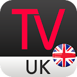UK Live TV Guide Icon
