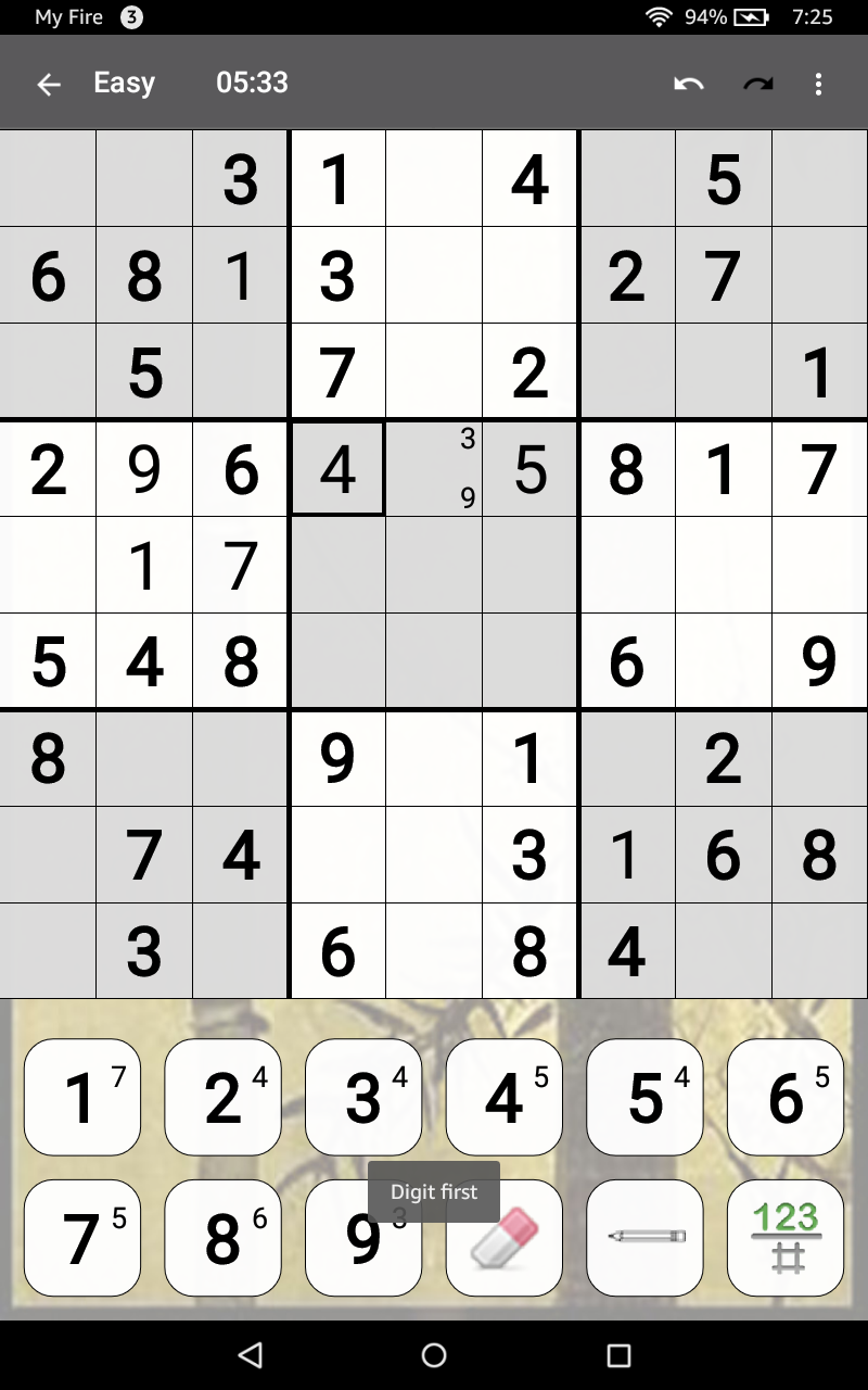 Sudoku Premium Screenshot 14
