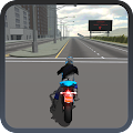 APK Game Motorbike Driving Simulator 3D for BB, BlackBerry