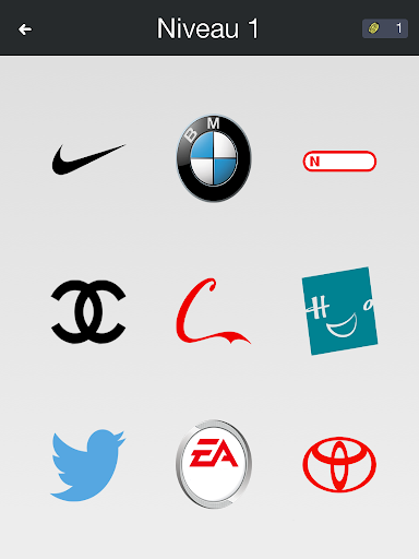 Logos Quiz - Guess the brands! - screenshot